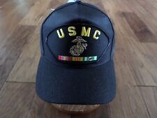 U.S MARINE CORPS VIETNAM VETERAN HAT U.S.M.C OFFICIAL MILITARY BALL CAP U.S MADE