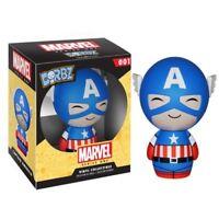 Funko Dorbz Marvel Series 001 Captain America Collectible Vinyl Action Figure