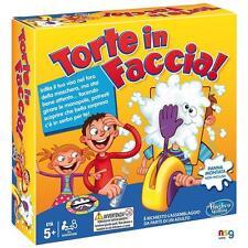 TORTE IN FACCIA gioco società B7063103 Hasbro -nuovo- Italia