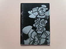 Dubuffet: Studies for a Spectacle - Exhibit Catalog - The Pace Gallery, NY, 1973