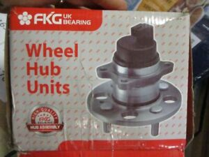 NEW FKG Wheel Bearing and Hub Assembly Front #515097