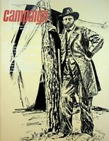 """Vintage """"Campaign"""" #100 Magazine 1980 Campaign for Forts Henry & Donelson"""