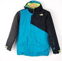 THE NORTH FACE Kids HyVENT Waterproof Jacket Overcoat Size L AVZ1473