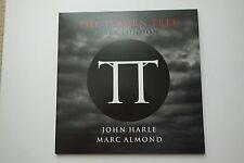 Marc Almendra + John Harle-el árbol de Tyburn registro firmada a mano Lp Autografiado