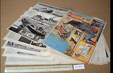 1930s Modern Wonder Pulp Magazine V4 #90 Superb artwork. Outstanding condition