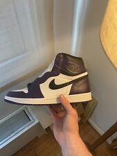 Jordan 1 high court purple 2.0 size 11 Worn Once Steal!