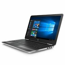 """HP 15-au063nr Laptop Intel i7-6500U 15.6"""" FHD 12GB  1TB DVDRW Backlit Windows 10"""