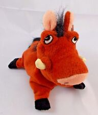 Disney Lion King PUMBAA Warthog Plush 5""