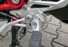 BMW  R1200RLC R120RS Adjustable Footpeg Lowering Kit - fine tune your position