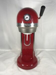Red Kitchenaid Sodastream KSS1121ER