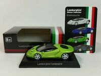 1:64 Kyosho Lamborghini Minicar Collection Centenario LP770-4 2016-2017 Green B