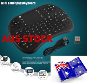 WIRELESS MINI KEYBOARD FOR ANDROID TV BOX PC.