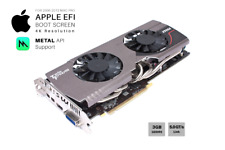  MSI HD 7950 OC 3GB GPU For Apple Mac Pro w/EFI, Boot screen, METAL and 4K