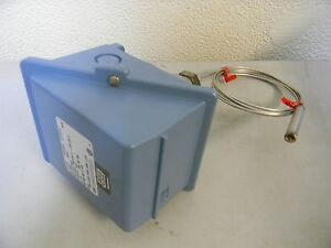 United Electric Remote Temperature Switch - 350 to 600º F 8BS