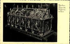 Paderborn ~1930/40 Schrein Sarg Grabstätte des heiligen Liborius im Dom Kirche