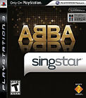 Singstar Abba (stand Alone) - Playstation 3 By Sony Computer Entertainment