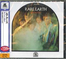RARE EARTH-GET READY-JAPAN CD B50