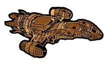 SERENITY - FIREFLY - Schiff  Logo- Uniform  Patch - Aufnäher zum aufbügeln