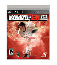 Major League Baseball 2K12 (Sony PlayStation 3, 2012)