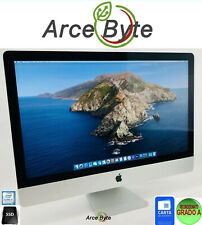 "APPLE IMAC 27"" RETINA 2K CORE i7 3,4GHZ SSD 256GB RAM 16GB VIDEO 1GB GRADO A"