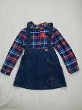 Girls Next Shirt And Skirt Outfit Age 5-6