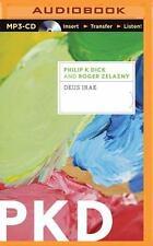 Deus Irae by Philip K. Dick and Roger Zelazny (2015, MP3 CD, Unabridged)