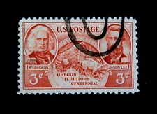 1948/ 3 Cents / SC964 /US Postage Stamp / 100 Years.  Oregon  / Used