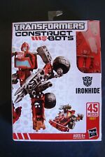 TRANSFORMERS CONSTRUCT-BOTS SCOUT CLASS AUTOBOT IRONHIDE CAR HASBRO MIB