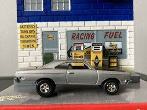 1969 Plymouth Roadrunner 1:64 Scale Diecast By Johnny Lightning