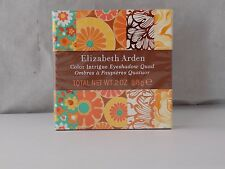 Elizabeth Arden Color Intrigue Eyeshadow Quad ~ Golden Lilac ~ .2 oz/5.8 g