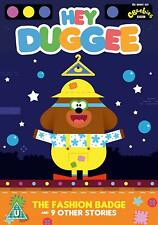 HEY DUGGEE The Fashion Badge and Other Stories (Region 4) DVD CBeebies