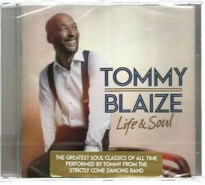 Tommy Blaize - Life & Soul (2017)...CD New & Sealed...