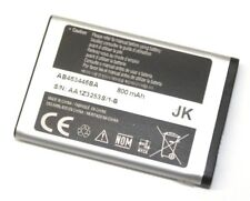 Genuine Samsung AB463446BA Replacement Li-Ion Battery 3.7V 800mAh for SGH-S150G