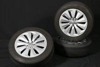 Audi Q5 8R 19 Zoll Alufelgen Sommerreifen 235 55 R19 Turbinen Rad 8R0601025AB