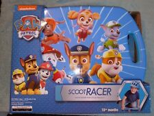 Nextsport Scoot Board Scooter Board for Kids Scoot Racer Paw Patrol