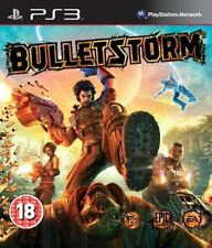 BULLETSTORM PS3 GAME