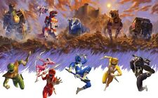 Mighty Morphin Power Rangers 1-5 Exceed Exclusives Variant St Patty sale  ex1