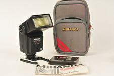 Miranda 700 CD Multi Dedicated Tilt / Zoom Flash - Ideal for Off Camera Flash