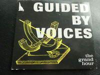 GUIDED  BY  VOICES    -   THE  GRAND  HOUR ,   CD   1994  ,  ROCK ,   LO- FI