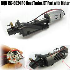 Profi NQD 757-6024 RC Boat Turbo JET Part Teil mit 390 GRATIS Motor TOP