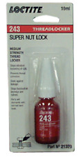 44089 - Loctite 243 Medium Strength Super Nut Lock 10ml