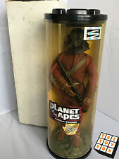 "Planet of The Apes 12"" Hasbro Collectors Series Limited Edition Gorilla Soldier"