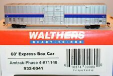 Amtrak 71148 Material Handling Car  Phase 4 Walthers 932-6041 HO O14.11
