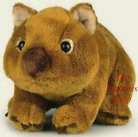 ~❤️~WILBUR WOMBAT by KORMICO 17cms Plush Soft Toy stuffed animal BNWT~❤️~