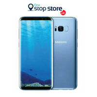 Samsung Galaxy S8 Blue 64GB 4G LTE Unlocked Sim Free Android Smartphone - G950