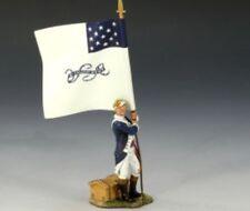 King & Country - AR065 - Standing Flagbearer - ar65
