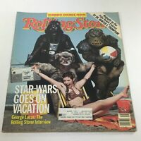 VTG Rolling Stone: July 21-August 4 1983 - Star Wars Darth Vader Princess Leia