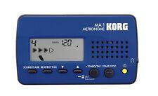 Korg MA-1 Digital Metronome Blue- 2-AAA Battery's Included