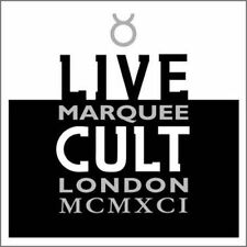 Live Cult Marquee London MCMXCI by The Cult (CD, Jan-2011, 2 Discs, Beggars Banquet)