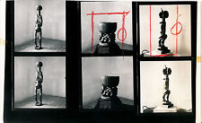 Planche contact Art Africain Asie Tribal Statue Masque - A.C. 1